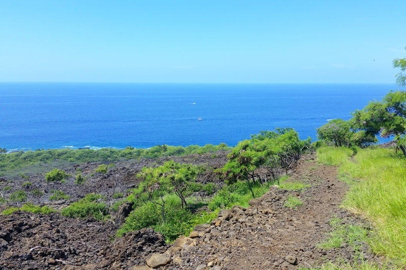 7 days Big Island Hawaii itinerary 🌴🚗 Circle island road ... Captain Cook Monument Trail Map on mauna kea trail map, glenwood trail map, hawaii volcanoes national park trail map,