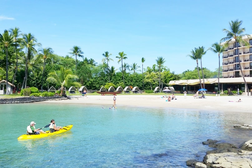KONA HOTELS MAP: Where to stay on the Big Island 🌴 Hawaii ...
