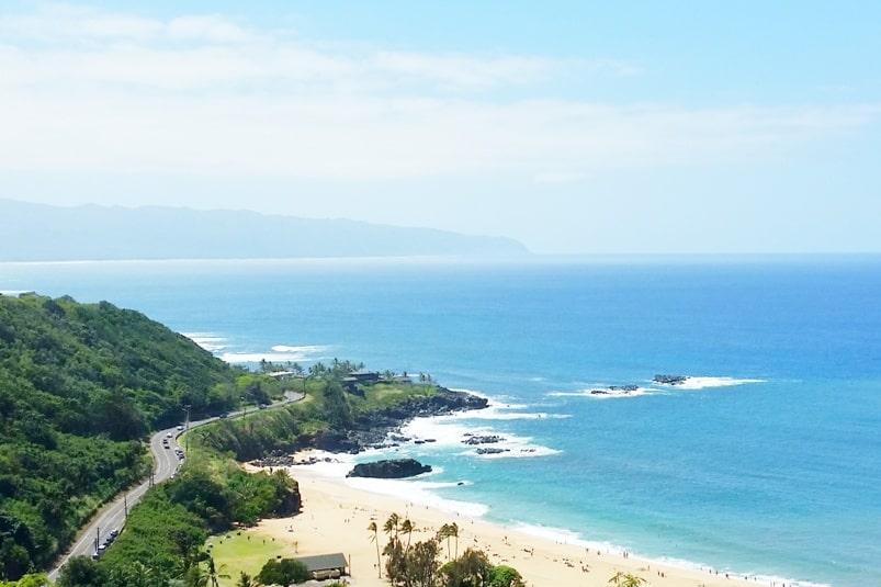 Oahu Hawaii Tourist Map Oahu Itinerary Hawaii Travel