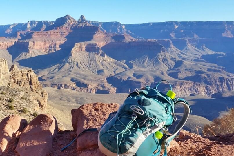 Top 3 Ways To Hike The South Kaibab Trail As A Day Hike In